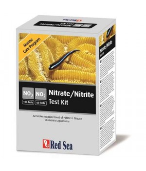 Тест на нитриты/нитраты 60/100 тестов