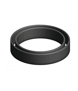 Сера уплотнительная прокладка емкости для фильтрующих материалов