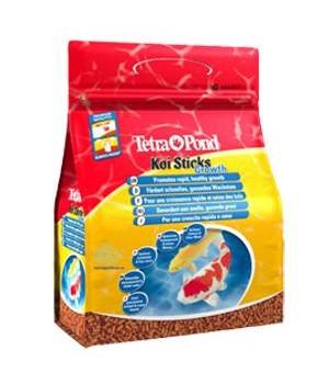Тетра Понд Кои Стикс 4 л - сбалансированный корм для карпов кои в виде плавающих палочек