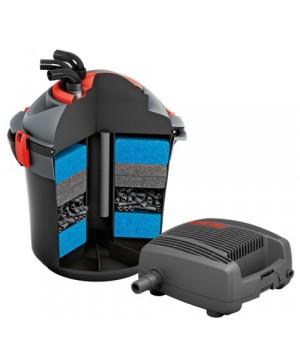 Фильтр прудовый напорный EHEIM PRESS7000 set FLOW2500 /наполнитель EHEIM filter media