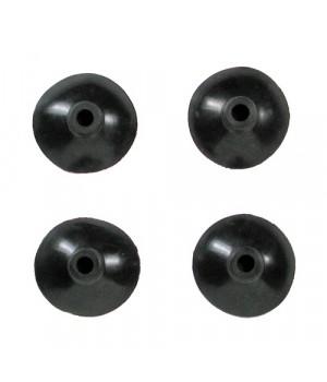 Набор присосок для внешних фильтров ЕХ 400plus/600/600Plus/700/800/800Plus/1200/1200Plus 4шт