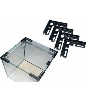 аквариум прямой 14л 33*17*23см+ покровное стекло