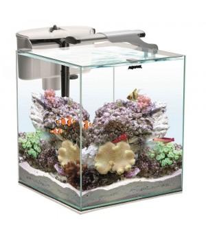 Аквариум Aquael Nano Reef Duo LED белый,49л,(35*35*40)