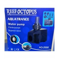 "Помпа AQ-2000 Aquatrance Water Pumps Series подъёмная 2000л/ч, h 2м, 42Вт, вход/выход D25(3/4"")"