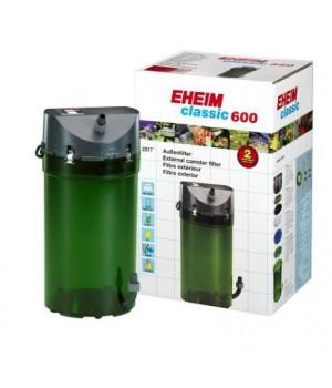 Фильтр внешний Эхайм CLASSIC 600 с био наполнителем (на аквариум 180-600 л)