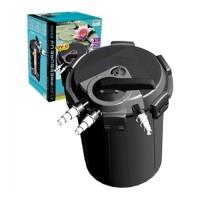 Напорный фильтр AQUAEL KLARPRESSURE UV 8000 со стерилизатором для пруда до 8 m³ (13 Вт)