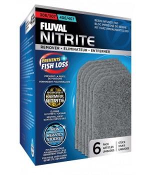 Губка пористая NITRITE REMOVER для фильтров fluval 307/407.  A264