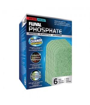 Губка пористая PHOSPHATE REMOVER для фильтров fluval 307/407.  A261