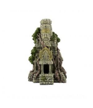 Декорация пластиковая PRIME Затерянный храм большой 18х15х27см PR-RP157