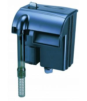 Фильтр рюкзачный Atman HF-0300 для аквариумов до 40 л, 290 л/ч, 3,5W (черный корпус)