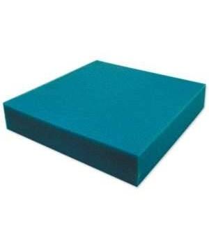 Губка фильтрующая пенополиуритановая 50х500х500мм PPI 30 синяя