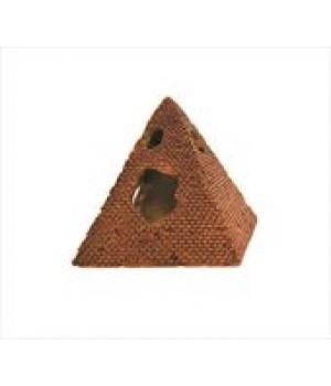 Декорация пластиковая PRIME Пирамида 12х12х12.5см PR-PE205L