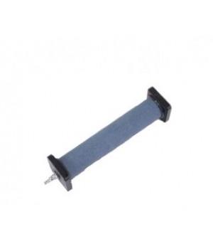 Рапылитель воздуха корундовый цилиндр 40*210*5мм 24л/мин металлический штуцер (ASC-666)