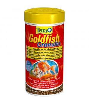 Тетра Голдфиш гранулес 250 мл - плавающие гранулы для любых холодноводных и золотых рыб