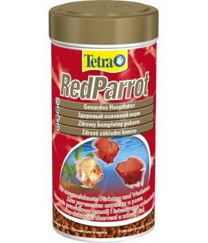 Тетра Ред Паррот 1000 мл - основной корм для красных попугаев