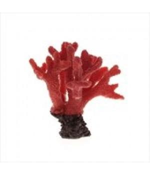 Декор из силикона Коралл перламутровый мягкий 23*14*24см