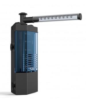 Фильтр внутренний угловой Atman SKF-200 для аквариумов до 40 литров, 300 л/ч, 2,5W
