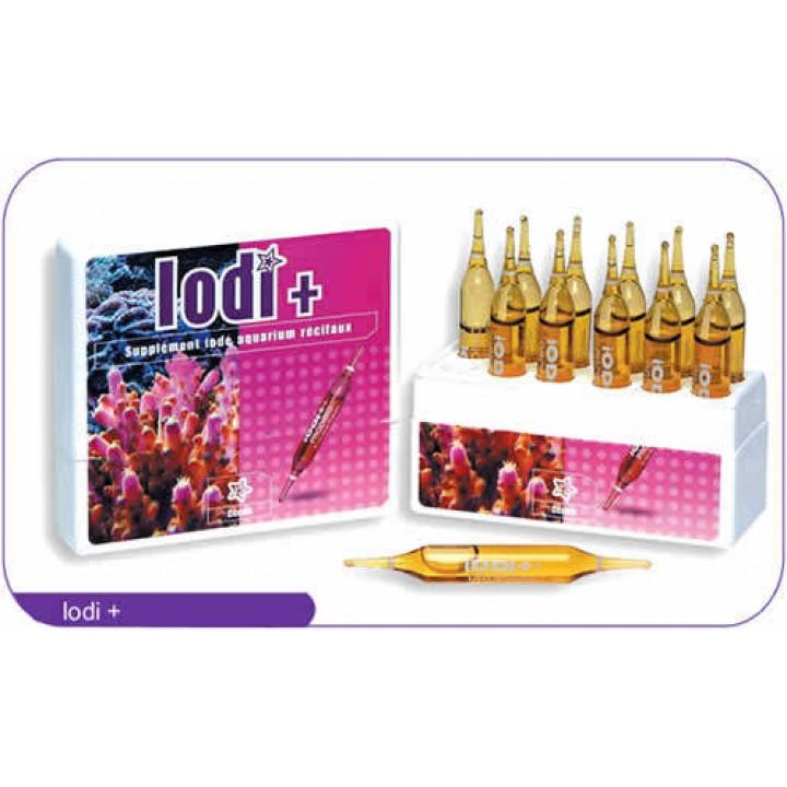 IODI+ добавка йода 1ампула содержит 76мг йода (30шт)