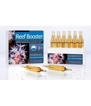 REEF BOOSTER  препарат стимулирующий рост и развитие кораллов, моллюсков и микрофауны (12шт)