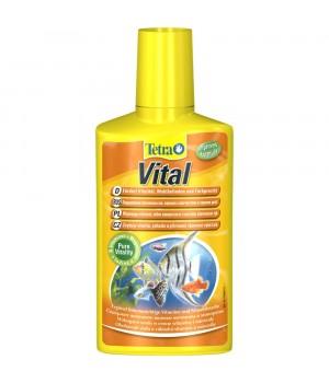 Тетра Витал 100 мл - препарат для улучшения жизненной энергии общего состояния и окраса рыб