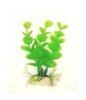 Растение искусственное Лобелия светло-зеленая, 10 см