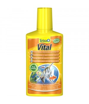 Тетра Витал 250 мл - препарат для улучшения жизненной энергии общего состояния и окраса рыб
