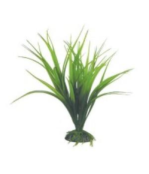 Растение пластиковое Сагиттария зелёная, 25 см