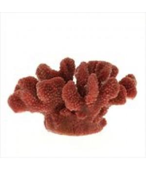 Декор из силикона Коралл перламутровый мягкий 19*13*10,5см