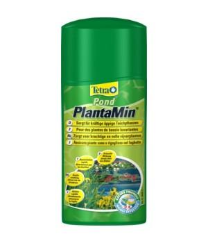 Тетра Понд ПлантаМин 500 мл - удобрение с высоким содержанием железа для растений в пруду