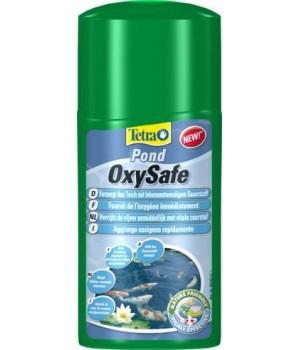 Тетра Понд ОксиСэйф 500мл - препарат для быстрого повышения концентрации кислорода в пруду