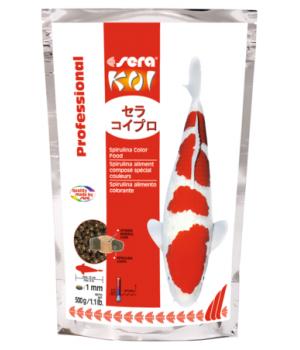 Корм Сера Кои Koi Professional Spirulina Color 500 г