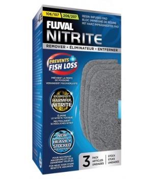 Губка пористая NITRITE REMOVER для фильтров fluval 107/207. A263