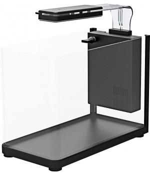 Аквариум Atman RGT-40 черный, 18 литров, 40,4х18,4х26 см